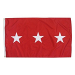 US Army Officer Flags