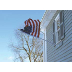 Small Outdoor Flag Display Poles