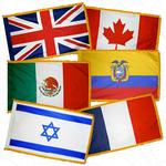 U.N. Member Flag Sets
