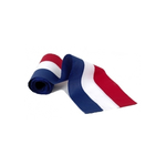 Bunting - Blue White & Red - Fabric
