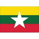 Myanmar/Burma Flag