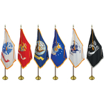 Armed Forces 5 Piece Flag Sets