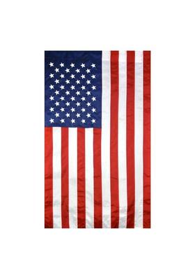 2.5x4 ft. Nylon U.S. Flag Vertical Banner